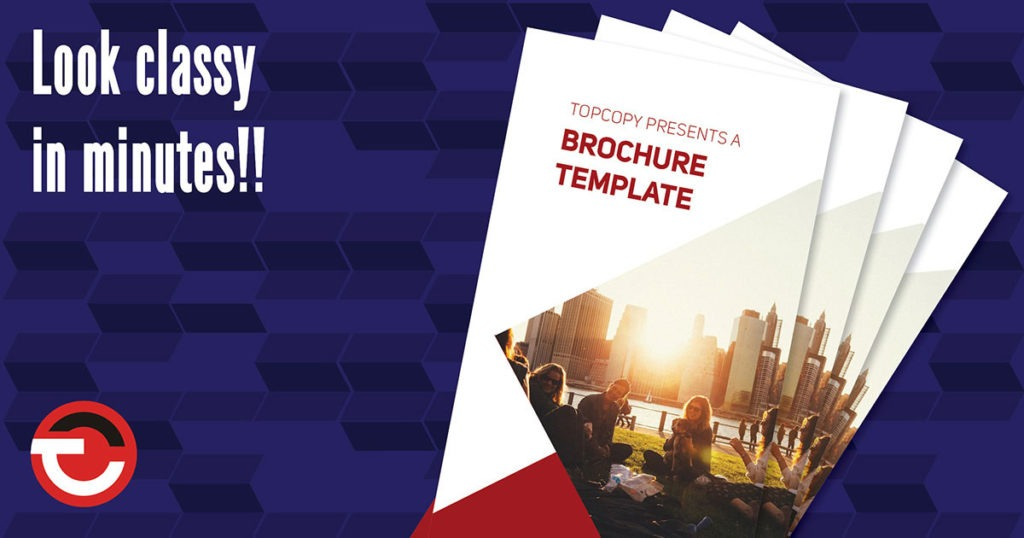 Free Download Kickstart Your Brochure Design With Our Downloadable Adobe Indesign Template