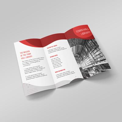 product image brochure
