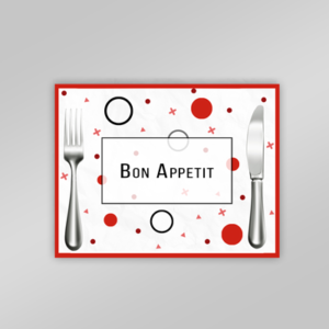 product image placemats