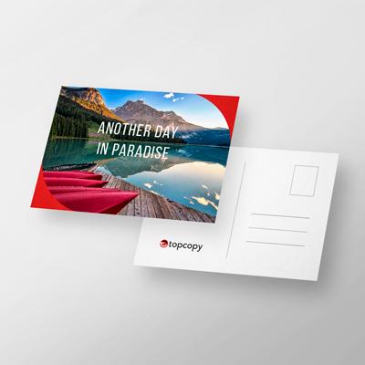 product image postcard